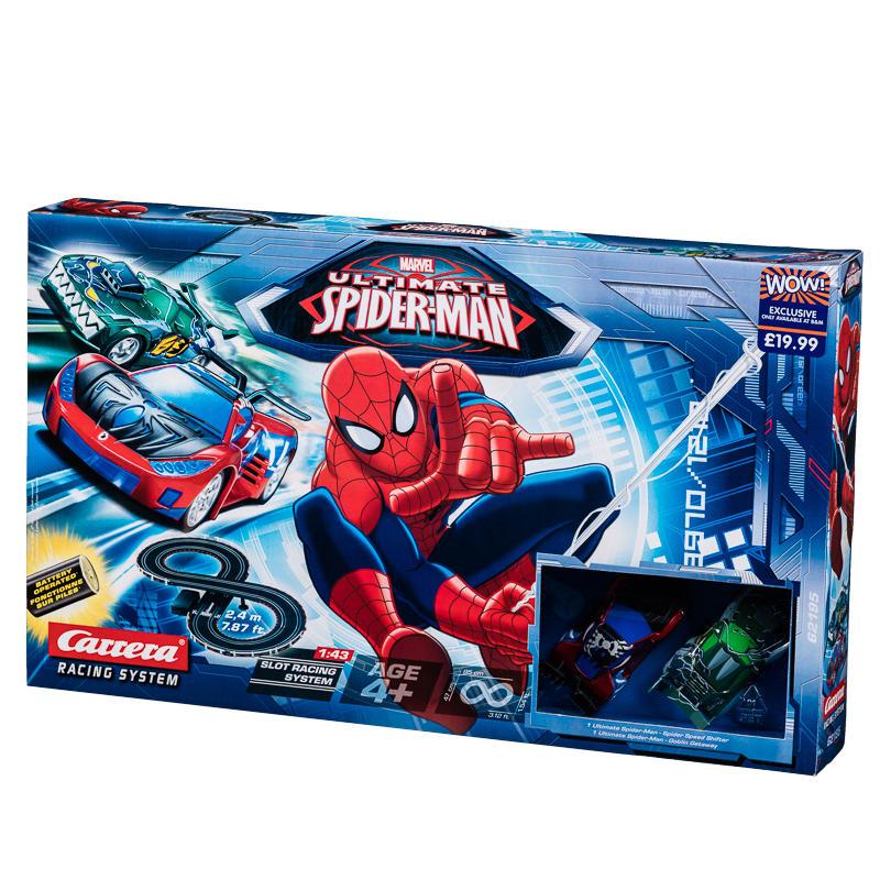 B Amp M Spider Man Rc Track 282930