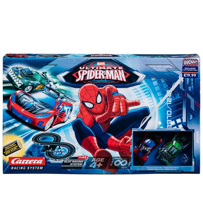 B Amp M Spider Man Rc Track 282930 B Amp M