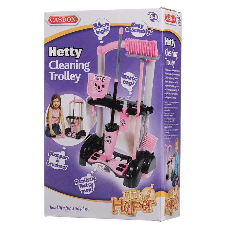 Hetty Cleaning Trolley