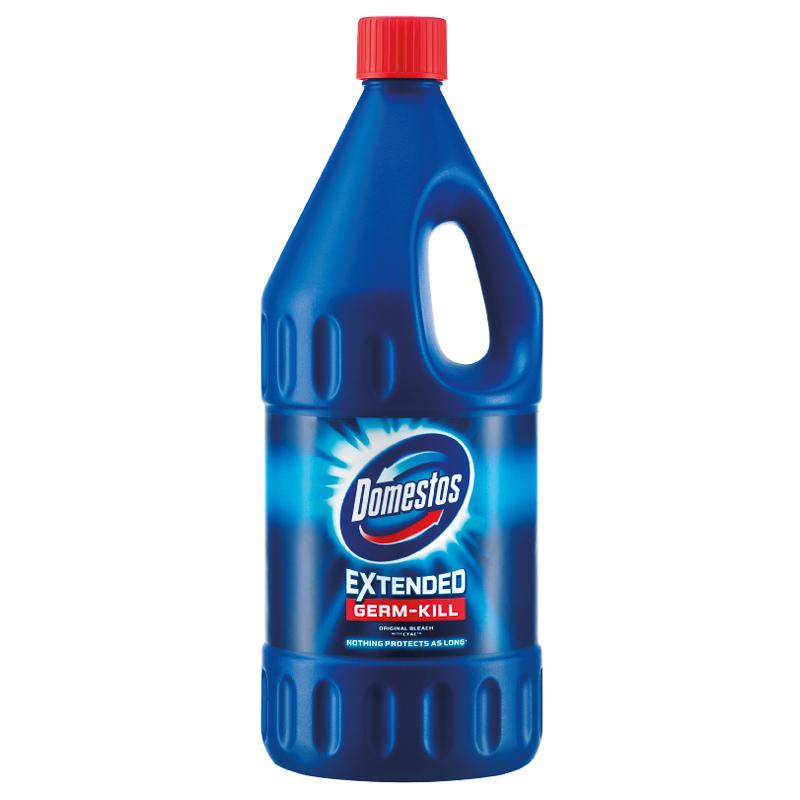Domestos Original Bleach 2l Extended Germ Kill