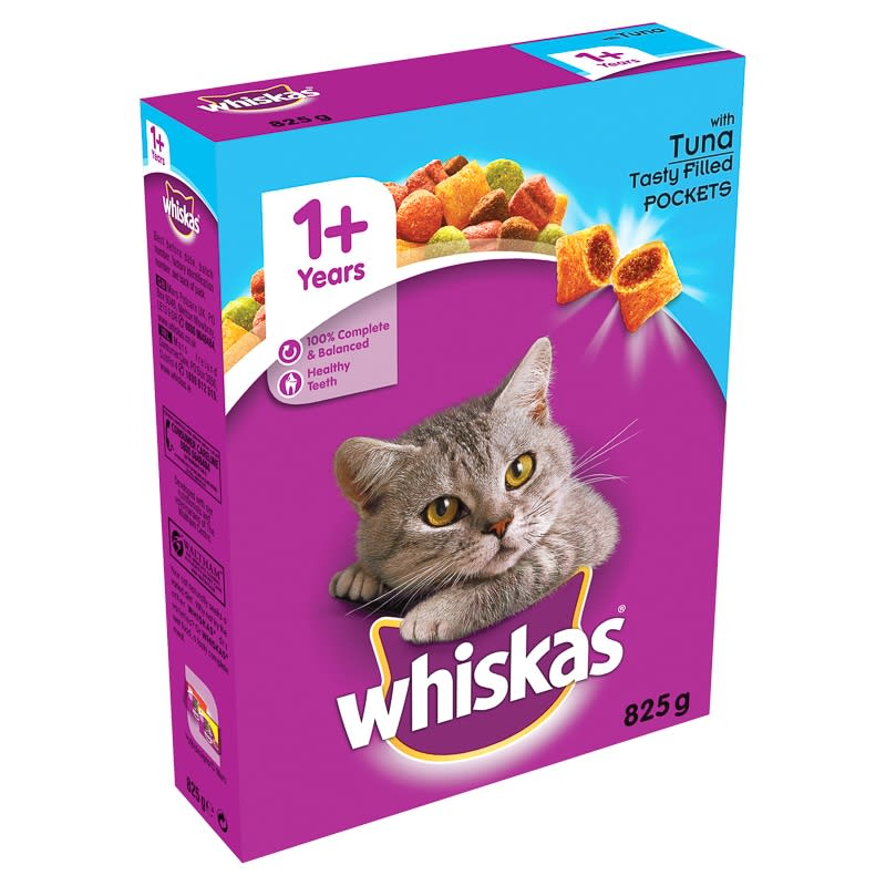 Whiskas Cat Food Specials