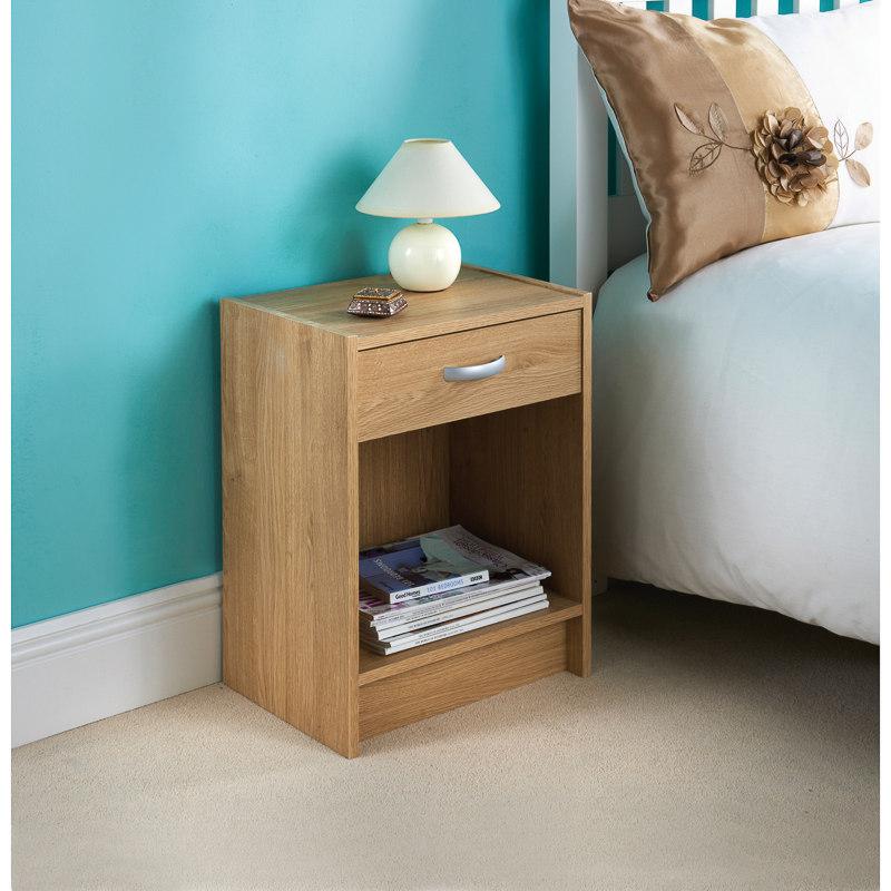 B m copenhagen bedside cabinet 318570 b m for B m bedroom furniture