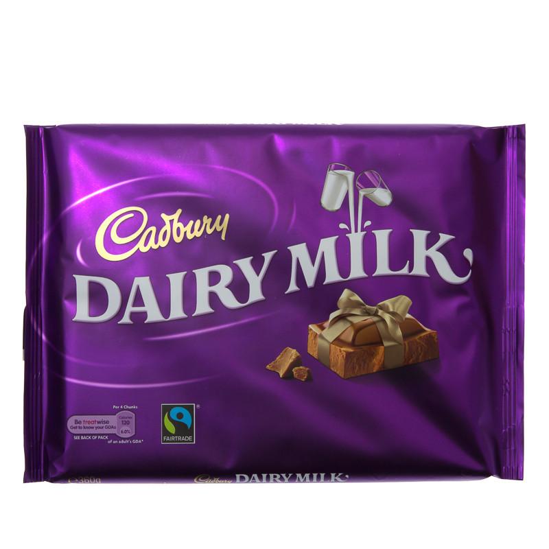 Cadbury Glass Of Milk