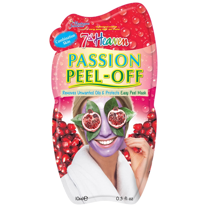 7th Heaven Face Mask - Passion Peel-Off