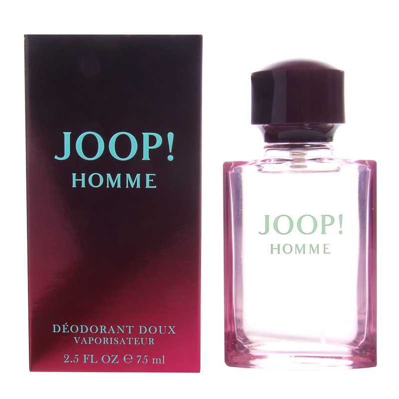 Joop Mens Deodorant Spray 75ml Mens Deodorant