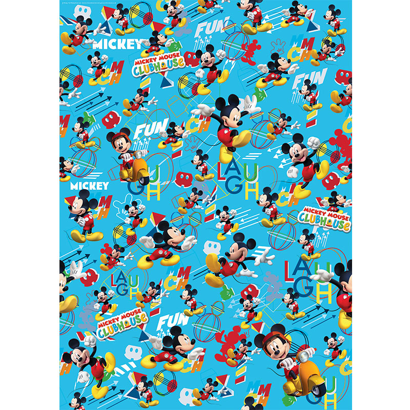 Character Wrapping Paper - Mickey Mouse - 3m | Gift Wrap