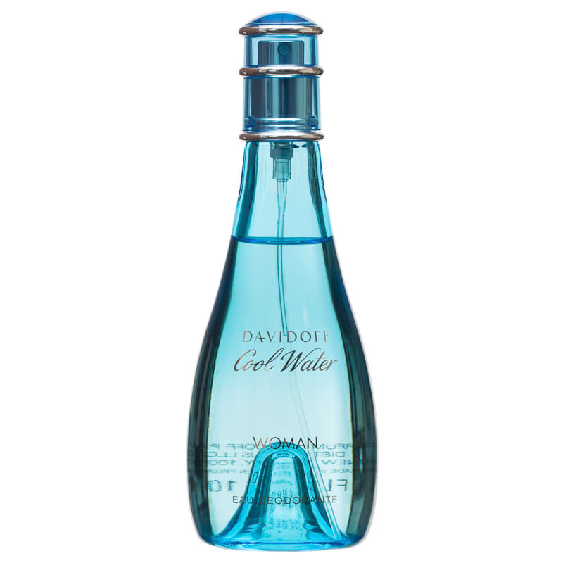 Davidoff Cool Water Woman 100ml Cheap Womens Fragrances Perfume