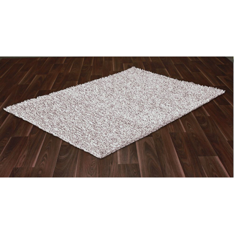 B Amp M Gt Dolly Sparkle Oversize Rug 110 X 160cm Silver