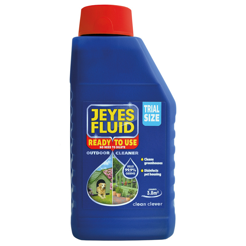 Jeyes Fluid Cleaning Products Bleach Disinfectant BM