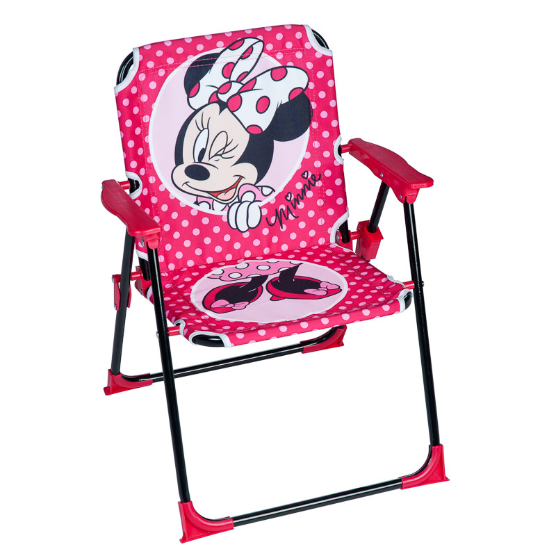 B&M: > Girls Disney Garden Chair - Minnie Mouse - 2869871