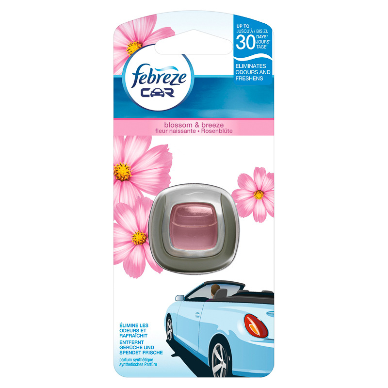 Febreze Car Air Freshener Blossom Amp Breeze B Amp M
