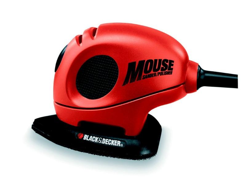 Black&decker mouse