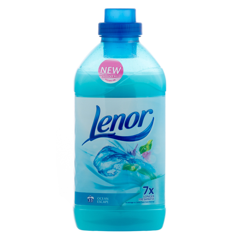 Home Home & Living Laundry Lenor Ocean Escape 1.16ltr Fabric ... M Fish Packaging