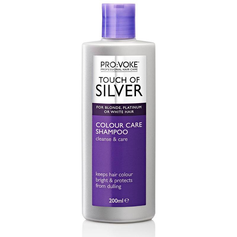 PRO:VOKE Touch of Silver Daily Maintenance Shampoo 200ml