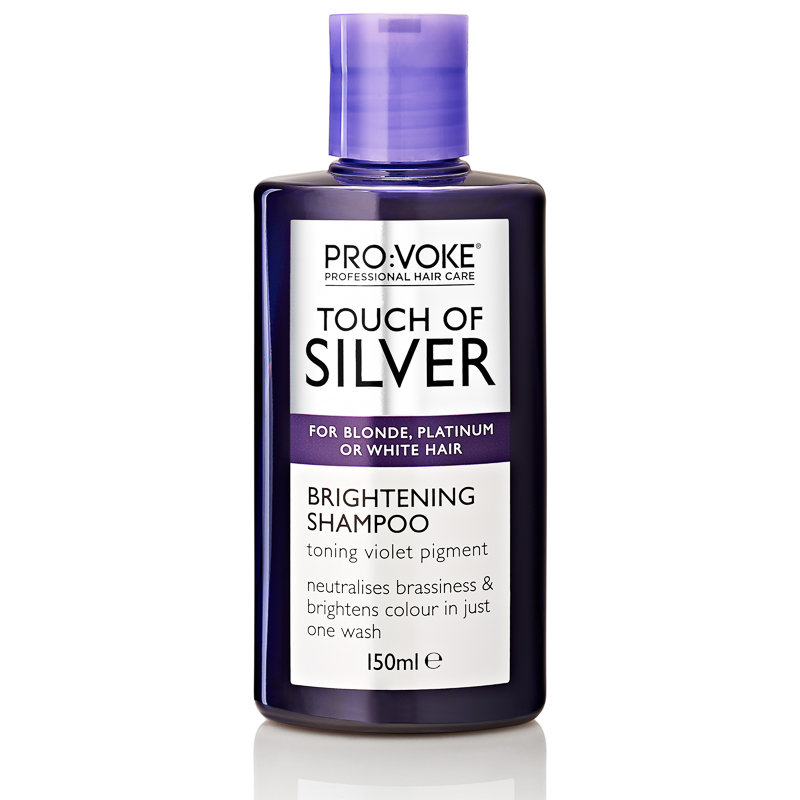 Pro Voke Touch Of Silver Brightening Shampoo 150m B Amp M