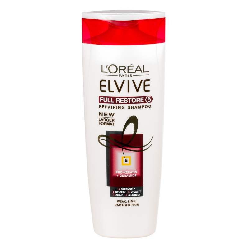 Sofa Sets Under 500 B&M: > L'Oreal Elvive Full Restore Repairing Shampoo 500ml ...