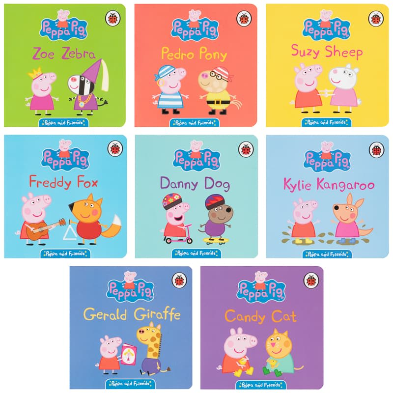 Peppa Pig Mini Board Book - Danny Dog