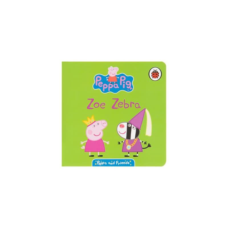 Peppa Pig Mini Board Book Zoe Zebra