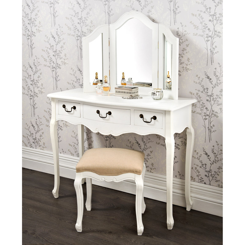 B amp m tiffany dressing table bedroom furniture furniture