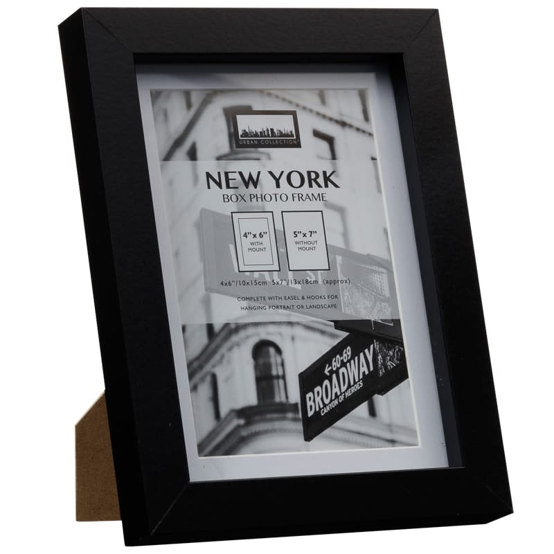 New York Photo Frame 4 x 6