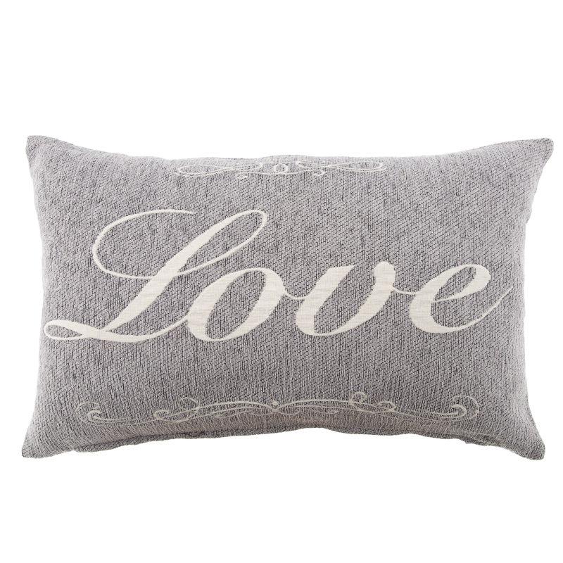 Maisie Embroidered Boudoir Cushion Love Cushions B Amp M