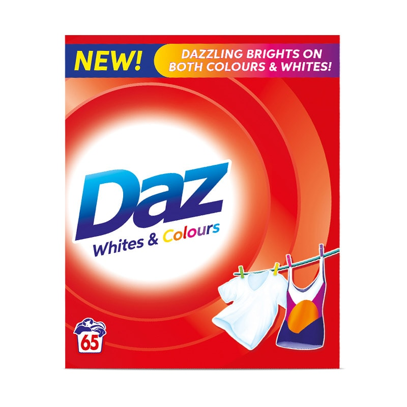 Daz Original Washing Powder 65w Laundry Detergent B Amp M