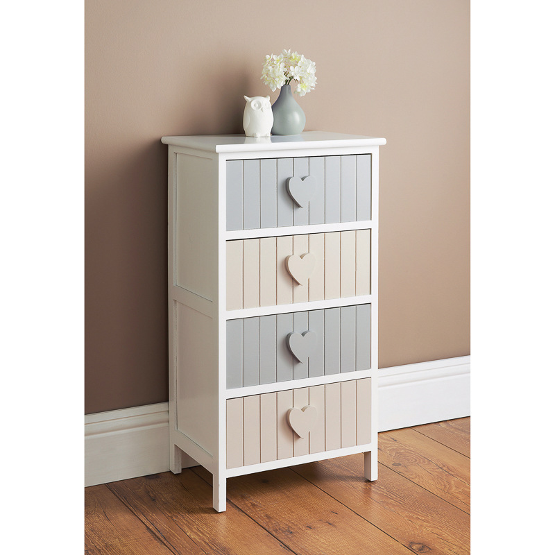 Karina 4 Drawer Chest Chest Of Drawers Furniture Cheap