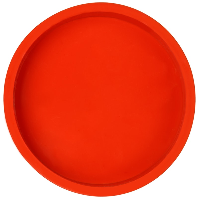 Silicone Round Baking Tray Home