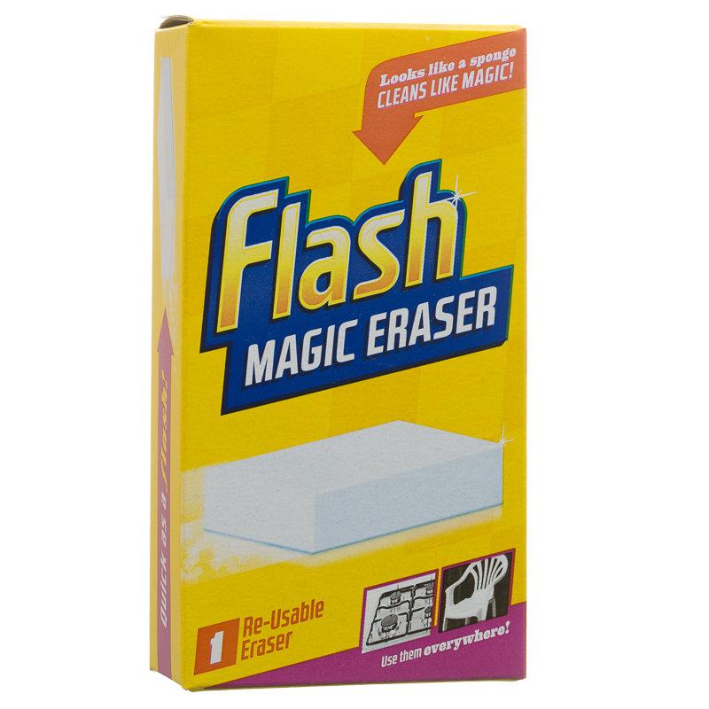 b m flash magic eraser 290727. Black Bedroom Furniture Sets. Home Design Ideas