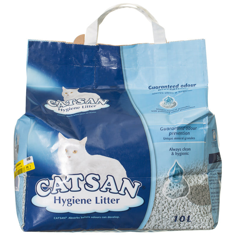 Catsan Clumping Cat Litter Uk
