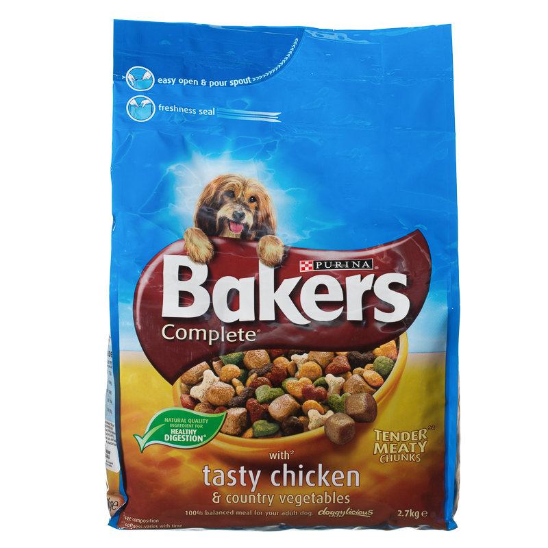 B Amp M Bakers Complete Tasty Chicken 2 7kg 291135 B Amp M