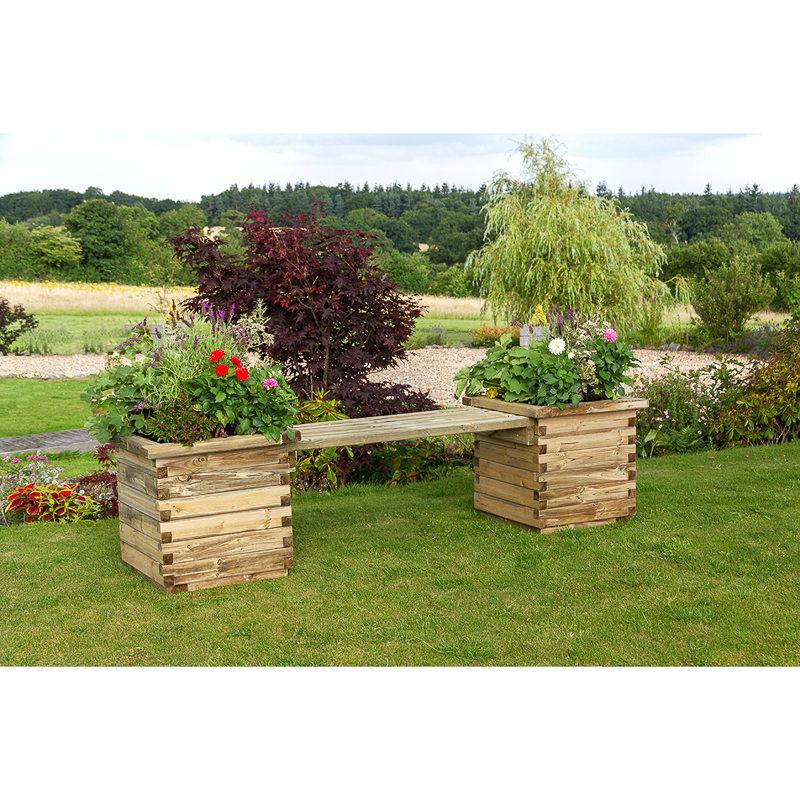 B M Isabel Planter Bench 291198 B M