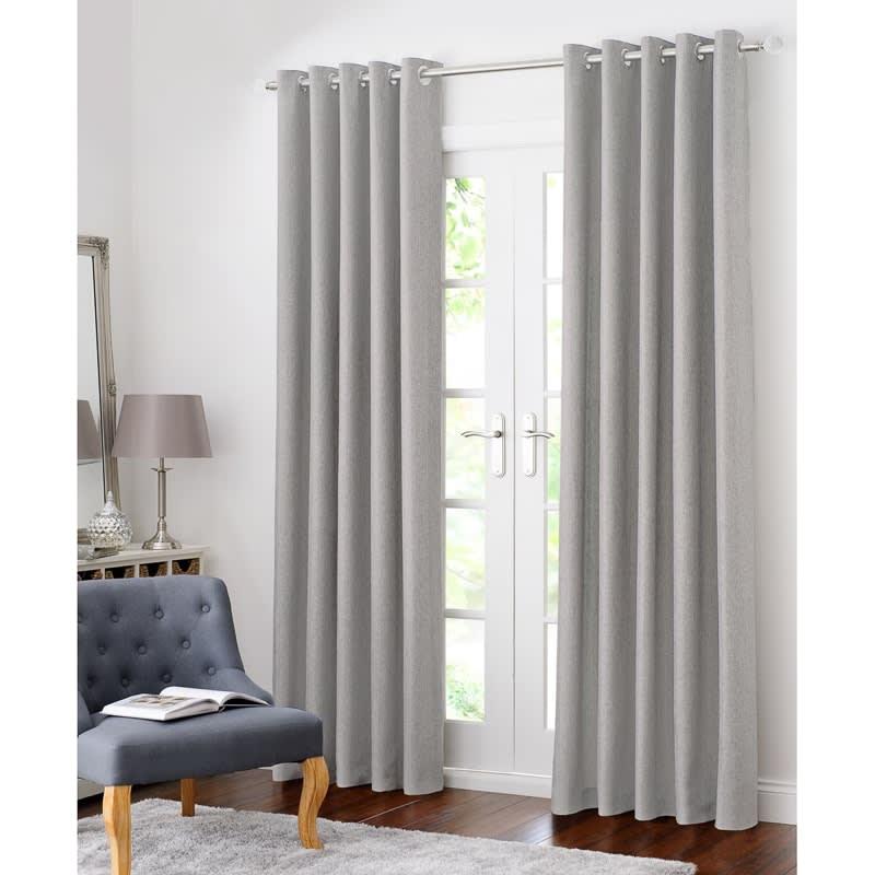 Bedroom Design Images Bedroom Valances Bedroom Curtains Uk Bedroom Bin B M: B&M Colorado Hopsack Fully Lined Eyelet Curtain 90 X 90