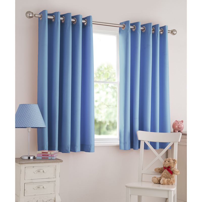 Kids light reducing eyelet curtain 66 x 54 quot curtains amp blinds