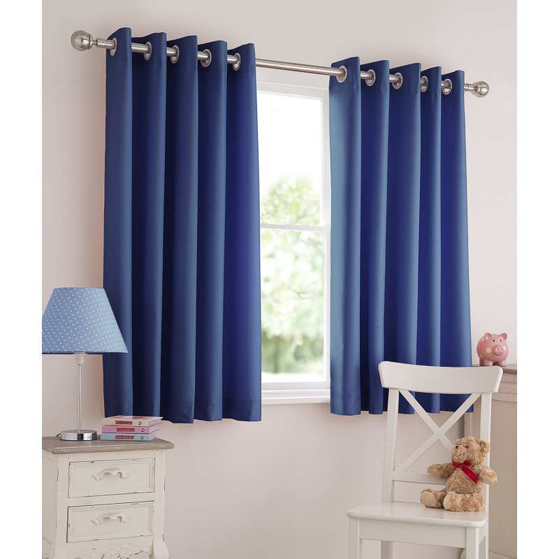 Silentnight Kids Light Reducing Eyelet Curtains