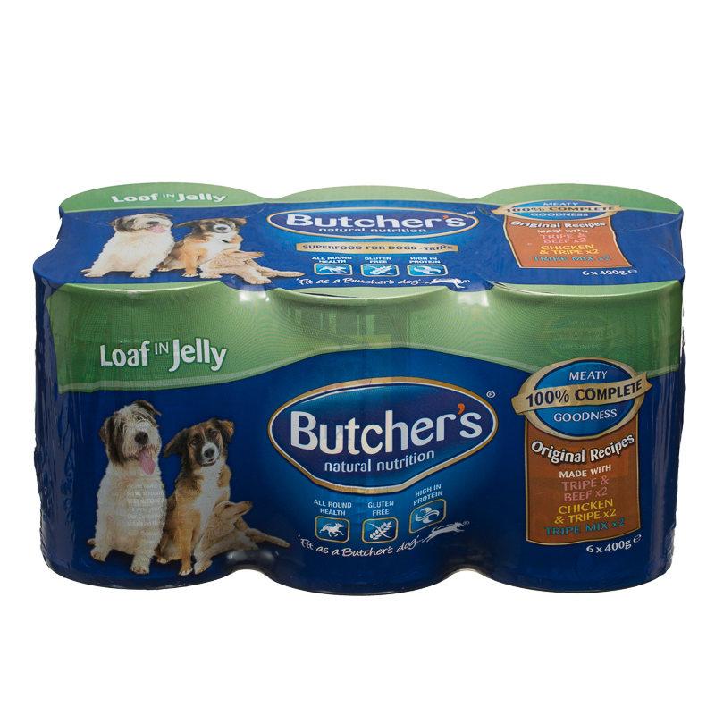 Butchers Loaf Dog Food