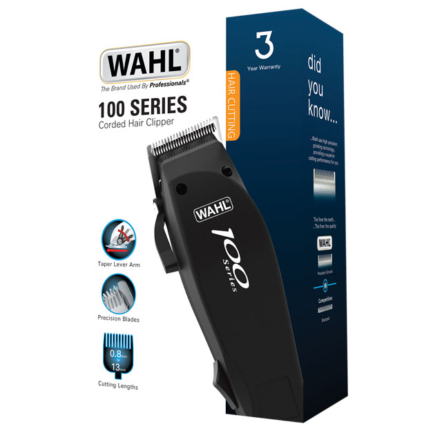 B m wahl 100 series clipper 292077 b m for Ohrensessel 2 wahl