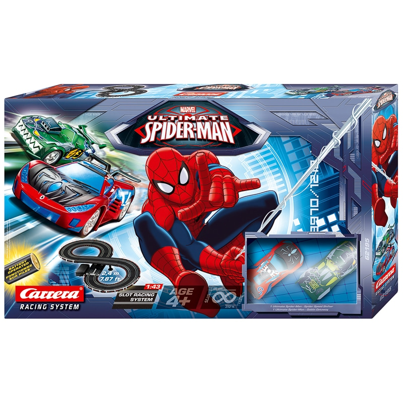 Spider-Man RC Track