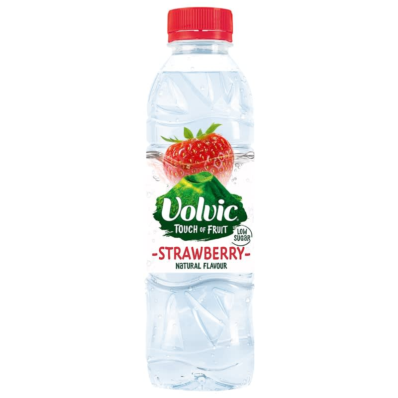 Volvic Touch of Fruit 500ml - Strawberry