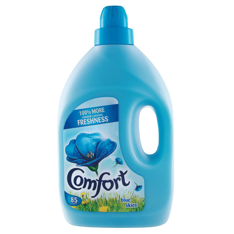 B Amp M Comfort Blue Skies Fabric Conditioner 3l 293314 B Amp M