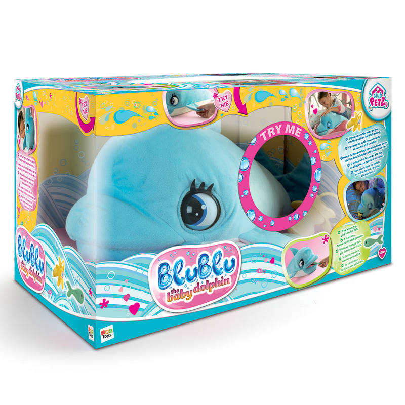 baby dolphin toy