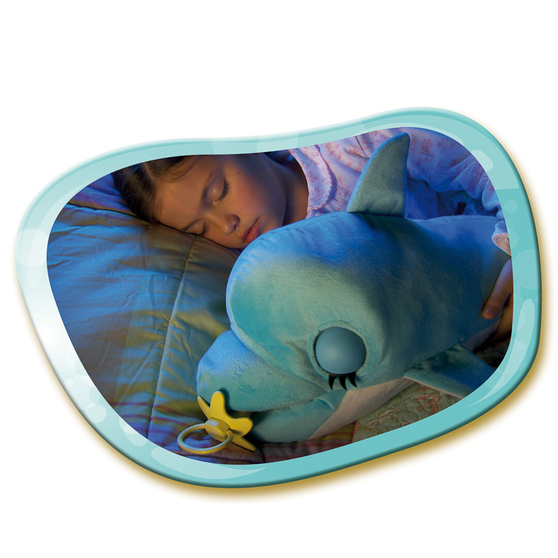 Blu Blu The Baby Dolphin Electronic Pets Toys