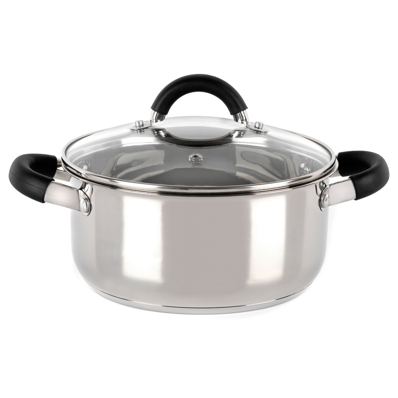 russell hobbs fusion casserole pan 24cm cookware kitchen. Black Bedroom Furniture Sets. Home Design Ideas