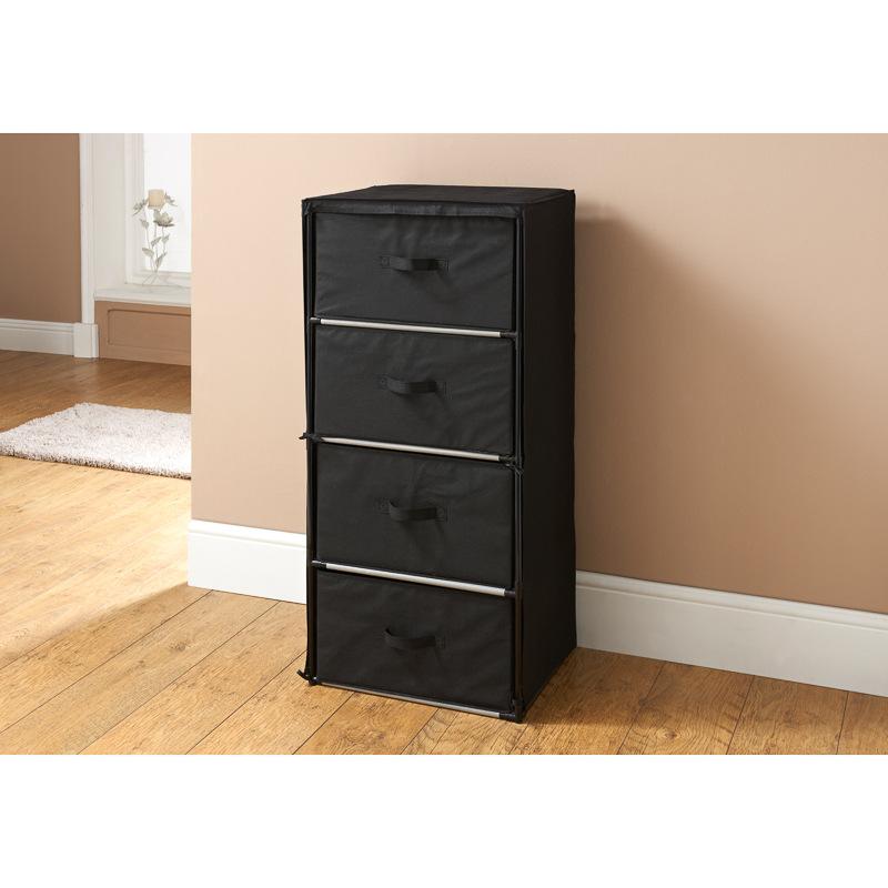 B&M: Multipurpose 4 Drawer Storage Unit | Storage ...