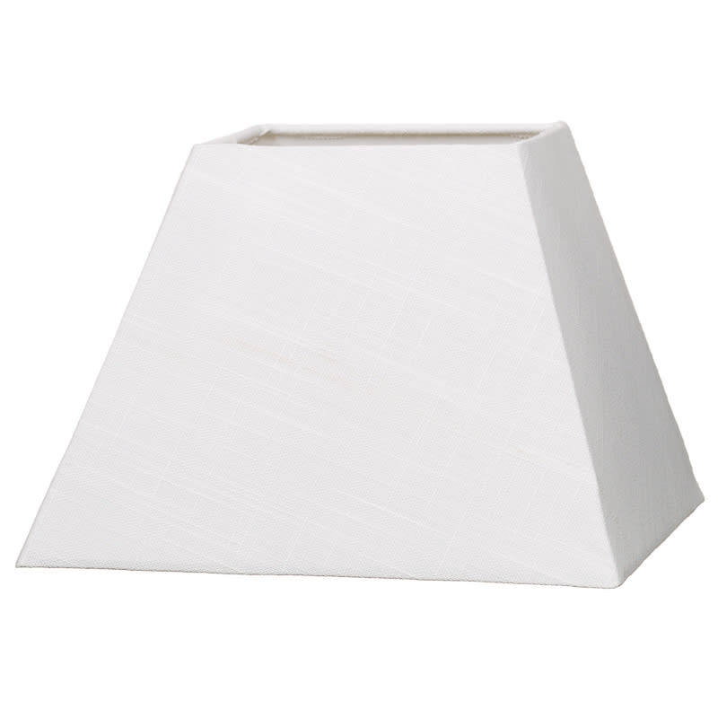 Square Linen Lamp Shade Lamp Shades Lighting Shade