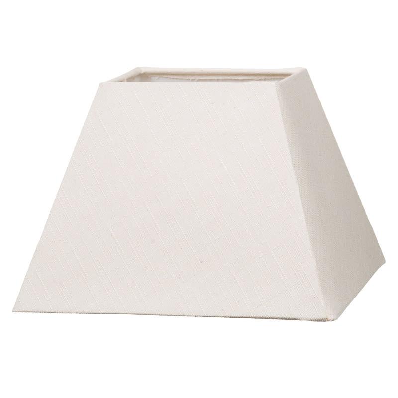 Square Linen Lamp Shade Lamp Shades Lighting Shade
