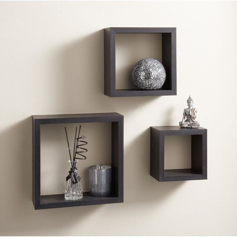 Lokken 3 cube shelves living room furniture b m for B m living room furniture