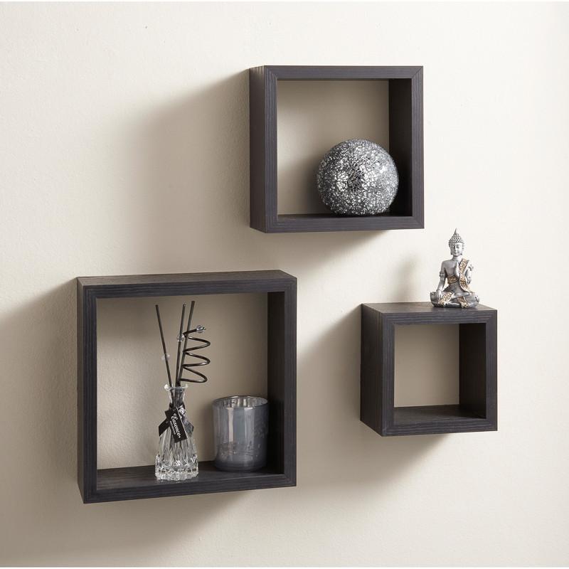 Lokken 3 Cube Shelves Living Room Furniture B Amp M