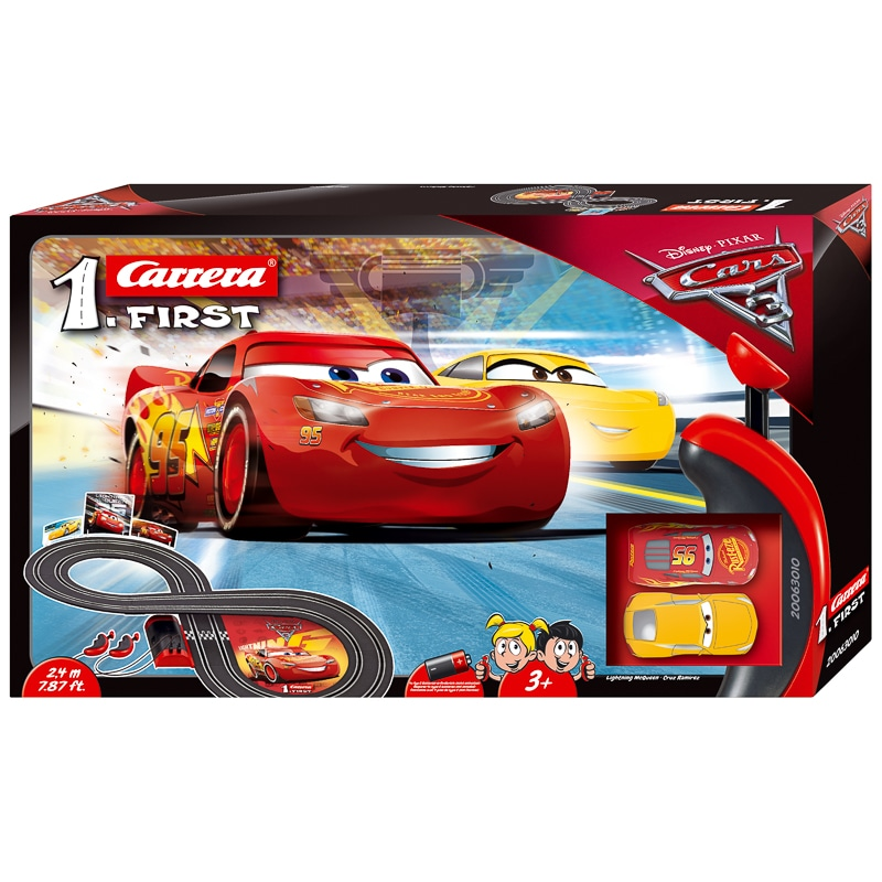 Disney pixar cars racing system track slot circuit b m - Image cars disney ...