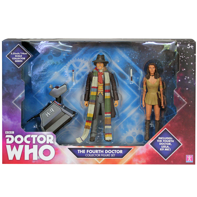 Doctor Who 5 5 Quot Figures Fourth Doctor Collector S Toys